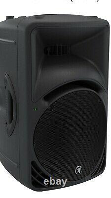 2 X Mackie SRM450 v3 1000W 12 Portable Active Powered PA DJ Disco Speakers PAIR