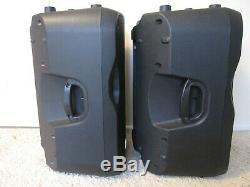 2 x Alto Truesonic TS115A 800 Watt Active Speaker Powered PA, Disco, Monitor