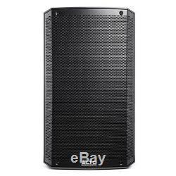 2x Alto TS315 15 4000W Powered Active PA Speaker Stage Disco DJ Band + XLR Lead