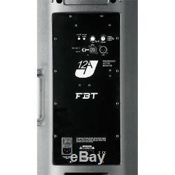 2x FBT J12A 12 Active Speaker 450W Sound System DJ Disco PA