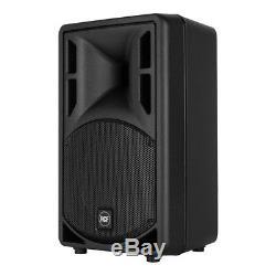 2x RCF ART 310A Active 10 MK4 Speaker 800W DJ Disco Band inc. Covers