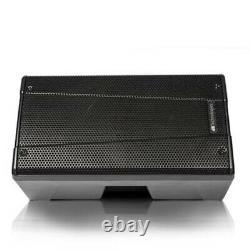 2x dB Technologies B-Hype 12 Active PA Speaker 12 DJ Disco Sound System Bundle