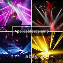 4PCS USB RG Laser Bluetooth Speaker Microphone Shell Party Disco DP6 Laser Light