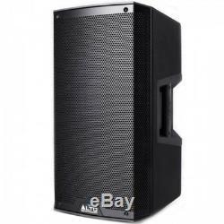 ALTO TS312 12 2000W Active Powered PA DJ Loud Speaker Club Disco Party + 6M XLR