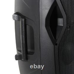 AP1500A V3 Active PA Speaker 1600W IPP 15 DJ Disco Sound System
