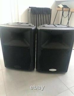 Active Gemini GX350 12 PA Disco Speaker (400w) RMS 800 watts DJ Band
