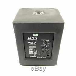 Alto TS212S DJ Disco 12 625W RMS Active Powered PA Subwoofer