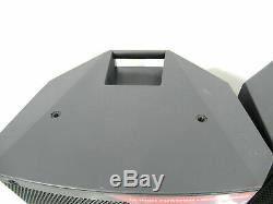 Alto TS215 550 Watt Active Powered 15 DJ Disco PA Speaker (Pair) + Warranty