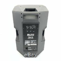 Alto TS215 Active Powered 15 Disco DJ PA Speaker inc Warranty