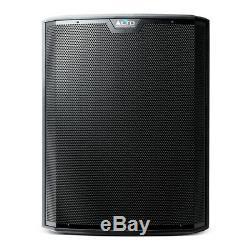 Alto TS218S Active Subwoofer Bass Bin 18 1250W DJ Disco Sound System PA