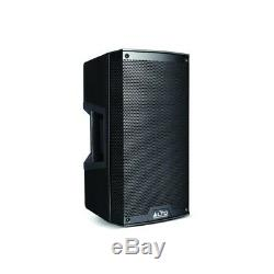 Alto TS310 Active 10 DJ Disco PA Speakers (x2) with Gorilla Stands & XLR Cables