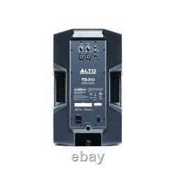 Alto TS310 Active Powered 10 1000W RMS DJ Disco Stage PA Speaker Inc Warranty