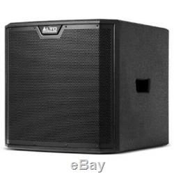 Alto TS312S 12 Subwoofer 2000W Active Powered DJ Mobile Disco Live PA