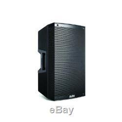 Alto TS315 Active 1000W RMS 15 DJ Disco PA Speaker (x2) & TS315S 15 Subwoofer
