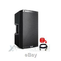 Alto TS315 Active 15 1000W RMS DJ Disco PA Speaker with Free XLR Cable