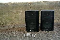 Alto TX210 Active 10 600W RMS DJ Disco Live PA Speakers (Pair)