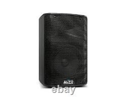 Alto TX308 Active Powered 8 350W PA Speaker Mobile Disco DJ Loudspeaker Single