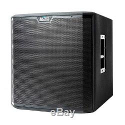 Alto Truesonic TS215S 15 Inch Active Class D Amplified PA DJ Disco Subwoofer Sub