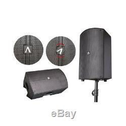 Avante A12 Active 12 Speaker 1200W DJ Disco Sound System PA