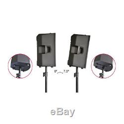 Avante A15 Active 15 Speaker 1200W DJ Disco Sound System PA