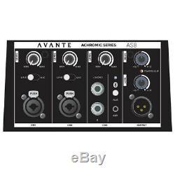 Avante AS8 Column Loudspeaker 800W DJ Disco Sound System PA B STOCK
