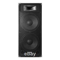 B-Stock SKYTEC HIFI ACTIVE PA LOUDSPEAKER DJ DISCO PARTY MUSIC SUBWOOFER 15