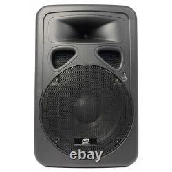 B-Stock Skytec 12 Active Bluetooth Disco DJ Speaker Portable PA Wedge Monitor