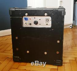 Custom 500W RMS 12 Active Powered Subwoofer Bass Bin DJ Disco PA Sub Speaker