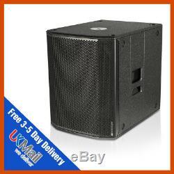 DB Technologies Sub 615 1200W 15 Active Powered Subwoofer Sub DJ, Disco, Live