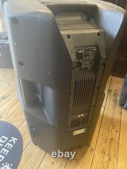 Db technologies 402 D Speakers Dj Disco Karaoke Band Speakers Active 12 Drivers
