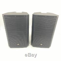 Electro Voice ZLX 15P Active Powered DJ Disco PA Speakers with Covers + Warranty