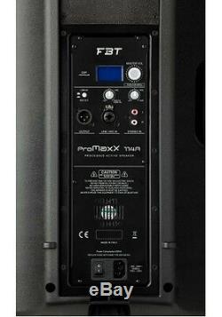 FBT ProMaxX-114A 1800W 14 Active PA Speaker Disco DJ Band Sound System