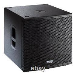 FBT Ventis 115SA 15î 1400W Subwoofer PA Speaker Bass Bin DJ Disco