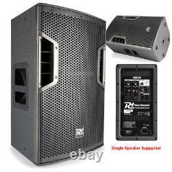 Full PA Set 12 DJ Speakers 15 SubWoofer Powerful Disco Club Install 1300W