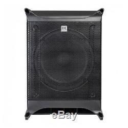 HK Audio Lucas Nano 602 Portable PA System DJ Disco Sound System