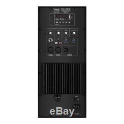 IMG Stageline PAK-15DMP Active Speaker System PA DJ Disco Live Music
