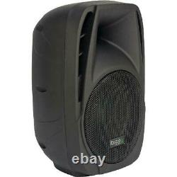 Ibiza Active Speaker With USB/SD/Bluetooth 8 150W Suitable for Disco Domes