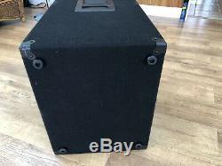 Ibiza Sound SUB15A 15 Active Subwoofer Bass Bin 800W DJ Disco PA Sound System