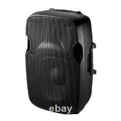 Ibiza Sound XTK10A Active Speaker 10 300W DJ Disco Sound System