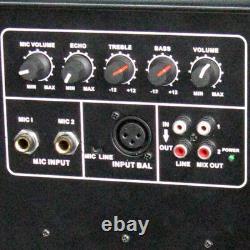 Ibiza Sound XTK10A Active Speaker 10 300W DJ Disco Sound System B-Stock