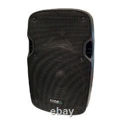 Ibiza Sound XTK8A Active Speaker 8 200W DJ Disco Sound System
