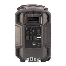 Ibiza WPORT10-300 Mobile Waterproof Portable Battery Speaker Garden Party Disco