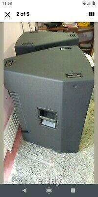 JBL VP7315 X2 JBL VPSB7118 subs X2 active Speakers pa Disco system