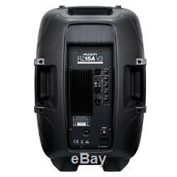 Kam RZ15A V3 15, 1200W Peak Active Powered DJ Disco PA Speaker