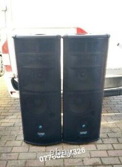 Mackie SA1232z Loud Speakers Disco PA System