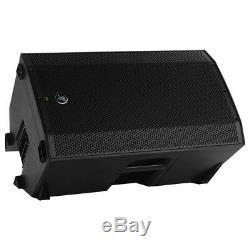 Mackie Thump 12BST 1300W Active 12 DJ Disco PA Speaker Pair with Stand & Cables