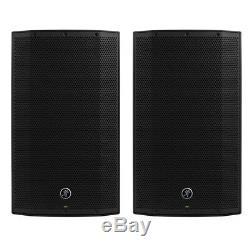 Mackie Thump 12BST 1300W Active 12 Wireless DJ Disco Band PA Speaker (Pair)