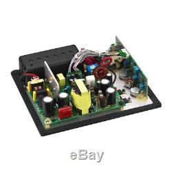 Monacor SAM-200D Active Subwoofer Module Digital Amplifier 200W Speaker PA Disco