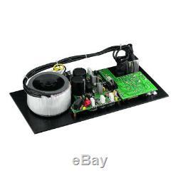 Monacor SAM-2 Active Subwoofer Module Power Amplifier 200W Speaker PA Disco DJ