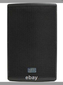 Neo Acoustics 12A 12 Active Pa Disco 2 Channel Speaker With Bluetooth 400/800w